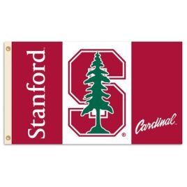 Stanford | 3 Ft. X 5 Ft. Flag W/Grommets