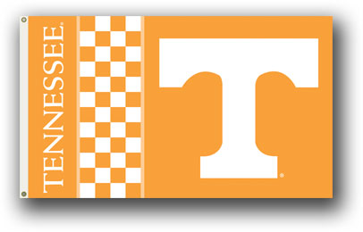 Tennessee Volunteers | 3 Ft. X 5 Ft. Flag W/Grommets