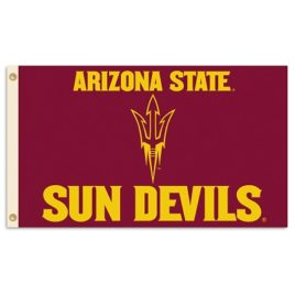 Arizona State Sun Devils | 3 Ft. X 5 Ft. Flag W/Grommets
