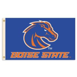Boise State Broncos | 3 Ft. X 5 Ft. Flag W/Grommets