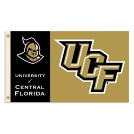 Central Florida Golden Knights* | 3 Ft. X 5 Ft. Flag W/Grommets