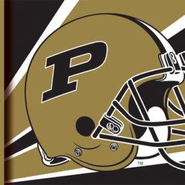 Purdue Boilermakers | 3 Ft. X 5 Ft. Flag W/Grommets – Helmet Design