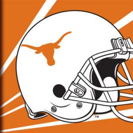 Texas Longhorns | 3 Ft. X 5 Ft. Flag W/Grommets – Helmet Design