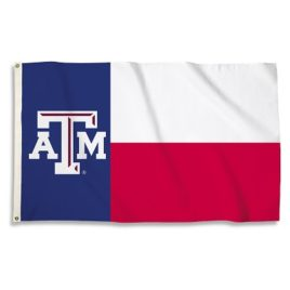Texas A&M Aggies | 3 Ft. X 5 Ft. Flag W/Grommets