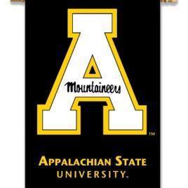 Appalachian State   2-Sided 28″ X 40″ Banner W/ Pole Sleeve