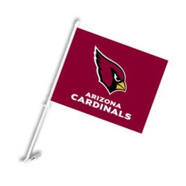 Arizona Cardinals | Car Flag W/Wall Brackett