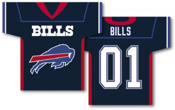 Buffalo Bills | Jersey Banner 34″ x 30″ – 2-Sided