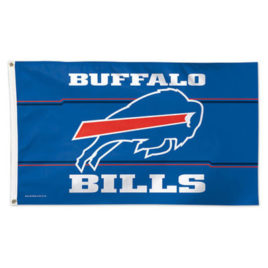 Buffalo Bills | 3 Ft. X 5 Ft. Flag W/Grommetts