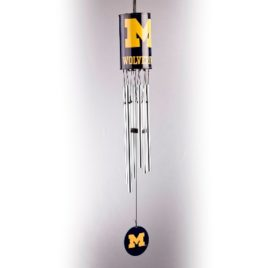 Michigan Wolverines | Wind Chimes
