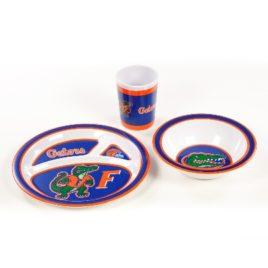 Florida Gators | Kid's 3 Pc. Dish Set