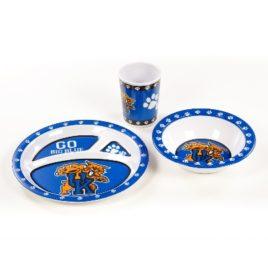 Kentucky Wildcats | Kid's 3 Pc. Dish Set