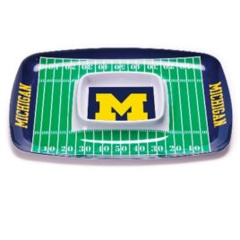 Michigan Wolverines | Chip & Dip Tray