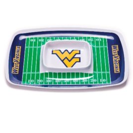 West Virginia Mountaineers | Chip & Dip Tray