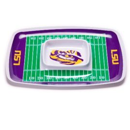 LSU Tigers | Chip & Dip Tray