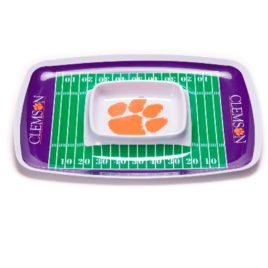 Clemson Tigers | Chip & Dip Tray