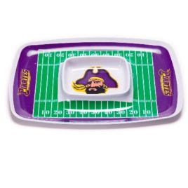 East Carolina Pirates | Chip & Dip Tray