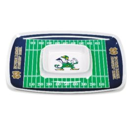 Notre Dame Fighting Irish | Chip & Dip Tray