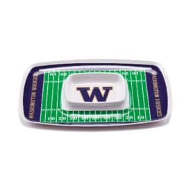 Washington Huskies | Chip & Dip Tray