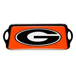 Georgia Bulldogs | Melamine Serving Tray