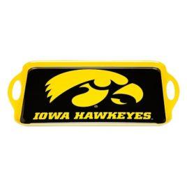 Iowa Hawkeyes | Melamine Serving Tray