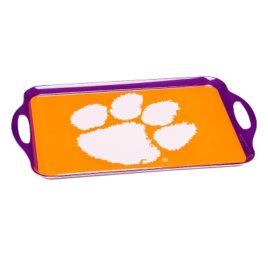 Clemson Tigers | Melamine Serving Tray