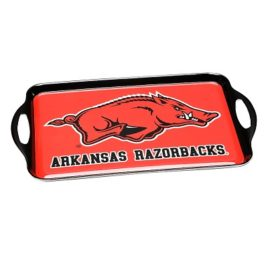 Arkansas Razorbacks | Melamine Serving Tray