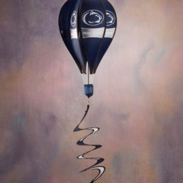 Penn State Nittany Lions | Hot Air Balloon Spinner