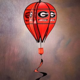 Georgia Bulldogs | Hot Air Balloon Spinner