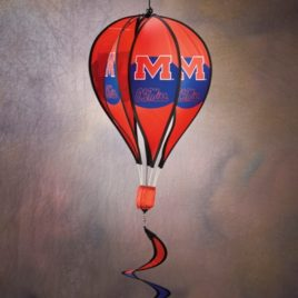 Mississippi Rebels | Hot Air Balloon Spinner