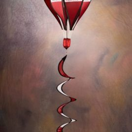 Texas A&M Aggies | Hot Air Balloon Spinner