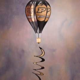 Purdue Boilermakers | Hot Air Balloon Spinner