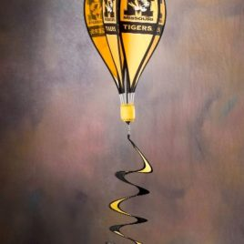 Missouri Tigers | Hot Air Balloon Spinner