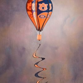 Auburn Tigers | Hot Air Balloon Spinner