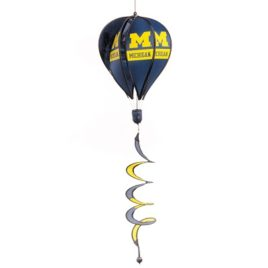 Michigan Wolverines | Hot Air Balloon Spinner