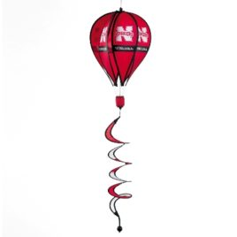 Nebraska Cornhuskers | Hot Air Balloon Spinner