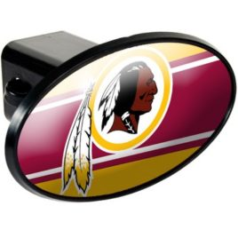 Washington Redskins | Oval Trailer Hitch Cover