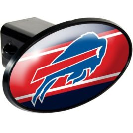 Buffalo Bills | Oval Trailer Hitch Cover