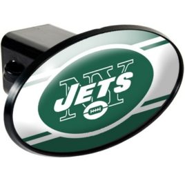 New York Jets | Oval Trailer Hitch Cover
