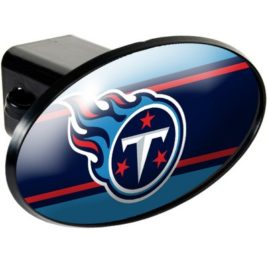 Tennessee Titans | Oval Trailer Hitch Cover