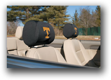 Tennessee Volunteers | Headrest Covers Set Of 2