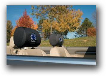 Penn State Nittany Lions | Headrest Covers Set Of 2