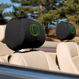 Oregon Ducks | Headrest Covers Set Of 2