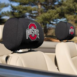 Ohio State Buckeyes | Headrest Covers Set Of 2