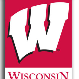 Wisconsin Badgers | Indoor Banner Scroll