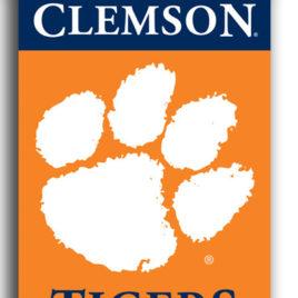 Clemson Tigers | Indoor Banner Scroll