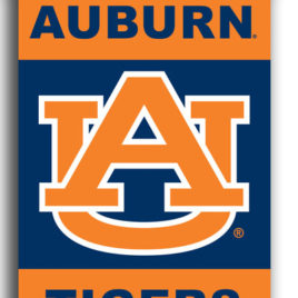 Auburn Tigers | Indoor Banner Scroll