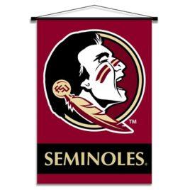 Florida State Seminoles | Indoor Banner Scroll