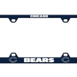 Chicago Bears | Laser License Plate Frame