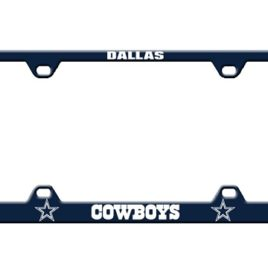Dallas Cowboys | Laser License Plate Frame