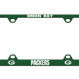 Green Bay Packers | Laser License Plate Frame